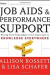Job Aids and Performance Support