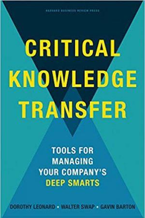 CriticalKnowledgeTransfer