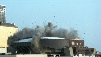 DemolitionMarketSquareArena