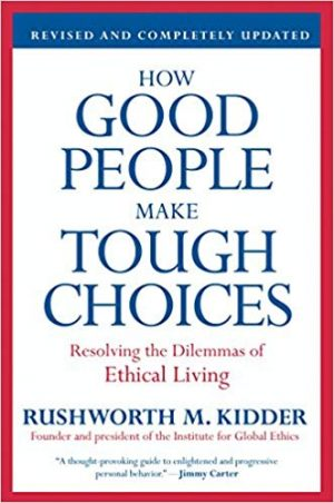HowGoodPeopleMakeToughChoices