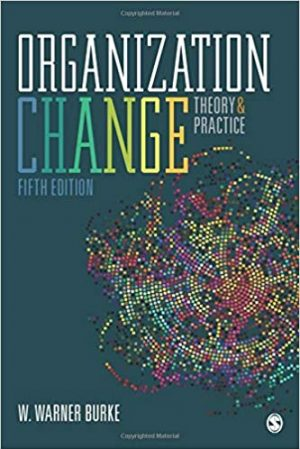 OrganizationChangeTheoryAndPractice