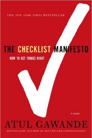 TheChecklistManifesto